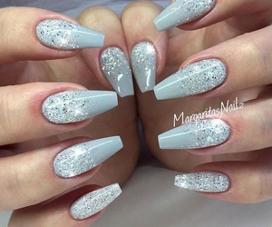 amazing, modern, and nails image