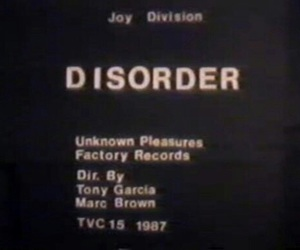disorder, joy division, and theme image