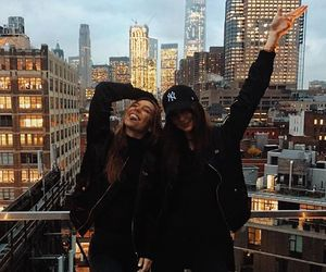 bff, new york, and cute image