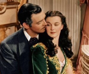 Gone with the Wind, movie, and Rhett Butler image