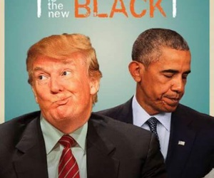 black, new, and obama image