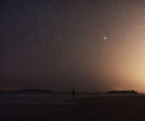 beautiful, night, and stars image