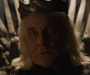 game of thrones, house targaryen, and mad king image