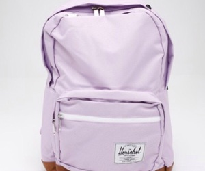 backpack and pastel image
