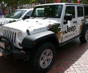 jeep wrangler unlimited and jeep rubicon 4 door image