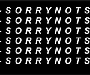sorry not sorry and bryson tiller image