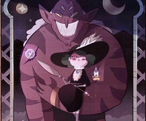 star butterfly, marco diaz, and eclipsa image