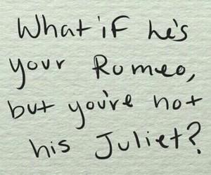 sad, quote, and romeo image
