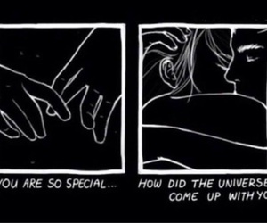 love, universe, and special image