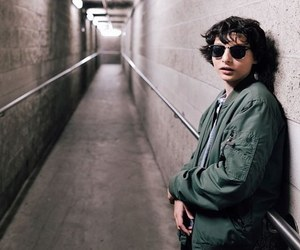 finn wolfhard, stranger things, and cute image
