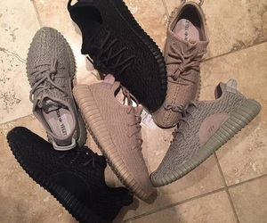fashion, shoes, and yeezy image