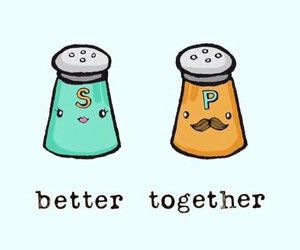 wallpaper and better together image