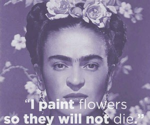 frida kahlo, quotes, and art image