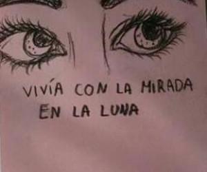 amor, dibujos, and eyes image