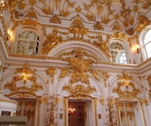 gold, architecture, and beautiful image