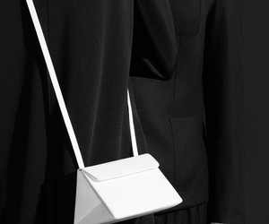 bag, black, and suit image