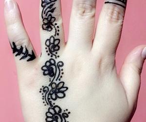 henna, حنه, and حنة image