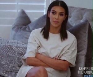 kim kardashian, kardashians, and reaction pic image