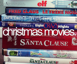 christmas, movies, and winter image