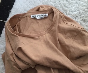 beige, brown, and acne studios image