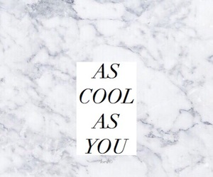 cool, marble, and white image