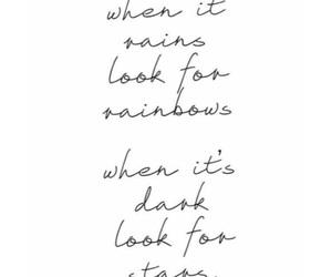 quote, saying, and rain image