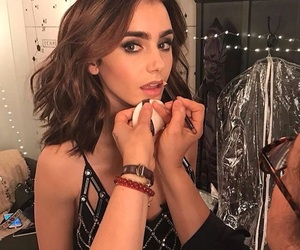 girls, lily collins, and lily collins personal image