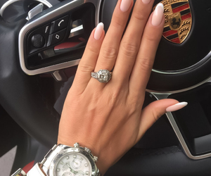 luxury, porche, and ring image