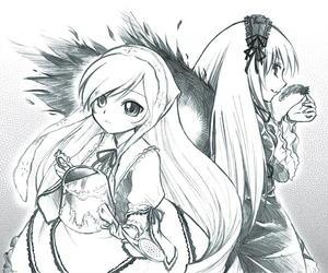 anime, doll, and manga image