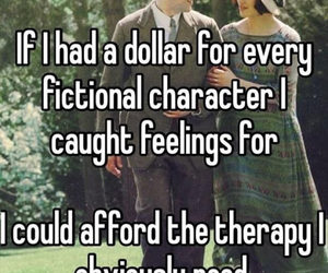 funny, book, and fictional characters image