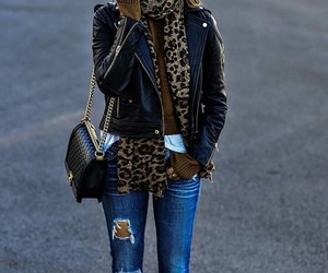 brunette, casual, and outfit image