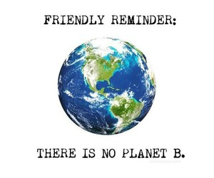 earth, planet, and save the planet image