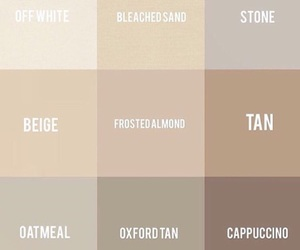 beige, Nude, and tan image