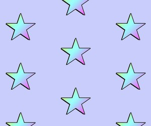 wallpaper, stars, and pattern image