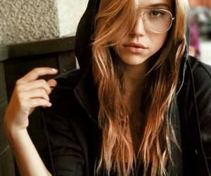 girl, alexis ren, and hair image