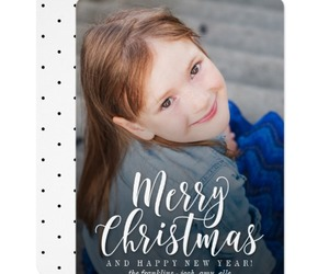 card, classic, and christmas image