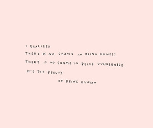quotes, pink, and human image