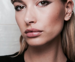 hailey baldwin, beauty, and inspiration image