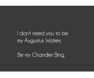 chandler, tumblr, and chandler bing image
