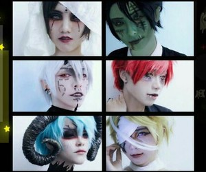 cosplay, seven, and v image