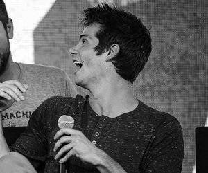 vintage, dylan o brien, and teen wolf image