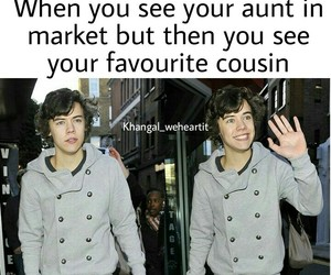 aunt, concert, and cousin image