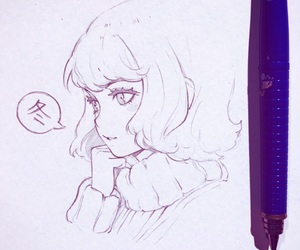 anime and ilya kuvshinov image