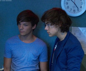 one direction, louis tomlinson, and larry stylinson image