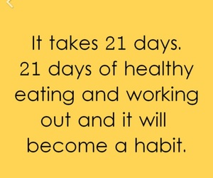 healthy, fitness, and fit image