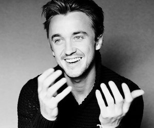 tom felton, beautiful, and draco malfoy image