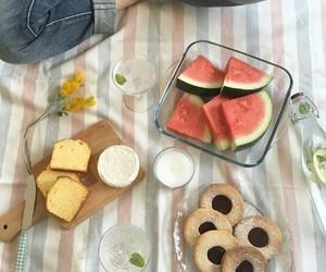 food, indie, and pastel image
