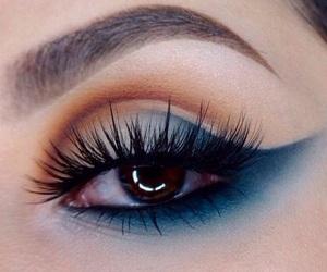 amazing, beautiful, and mascara image