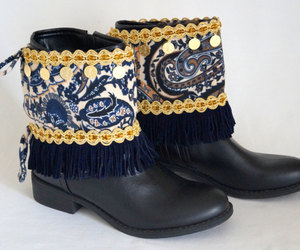 etsy, leg warmers, and native american image