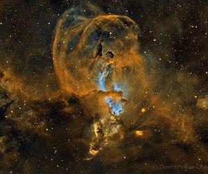 galaxy, nasa, and nebula image